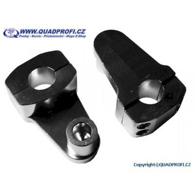 Klema řidítek QP 55mm 22-22(28)
