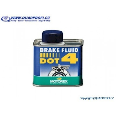 Brakefluid Motorex DOT4