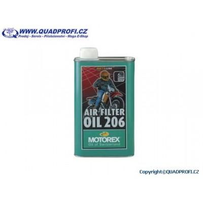 Olej na vzduchový filtr Motorex Air Filter Oil
