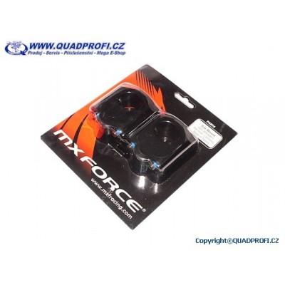 Klema řidítek MXF 22 na 28mm