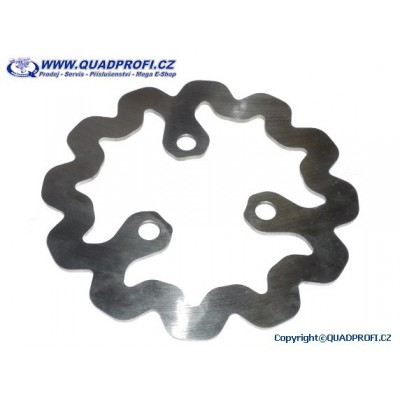 Brake Disk front for Suzuki LTR 450 AX36-277