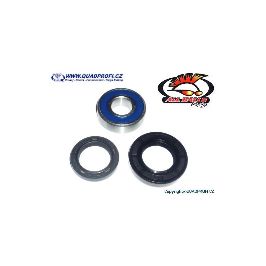 All Balls Front Wheel Bearing Seal Kit for Yamaha YFM350FA Bruin 4WD 04-06