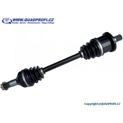 ATV Axle HeavyDuty rear for Arctic Cat 1000