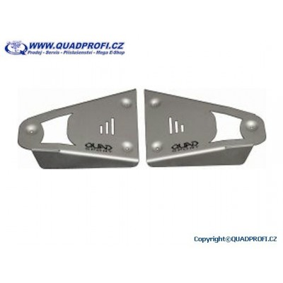 Chrániče A-Ramen Quad Sport pro Yamaha YFZ 450R 09-