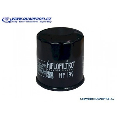 Olejový filtr HifloFitro HF199