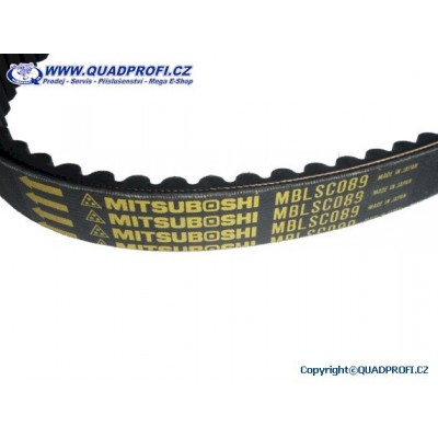 Řemen CVT Mitsuboshi náhrada za 23100-RB1-0002 pro Gamax E-Ton 250 300