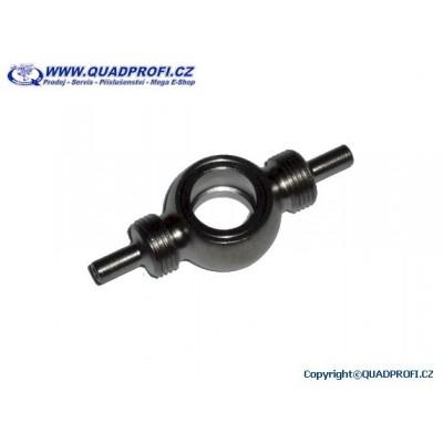 End of brake pipe type C