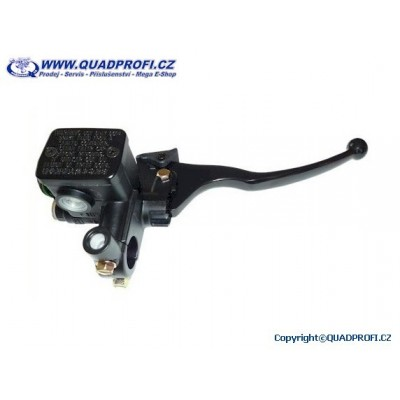 Hydraulic brake with Parking function - front right for QUAD ATV