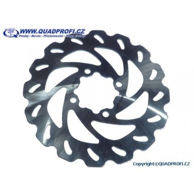 Brake Disk rear for Yamaha YFZ450 AX36-236