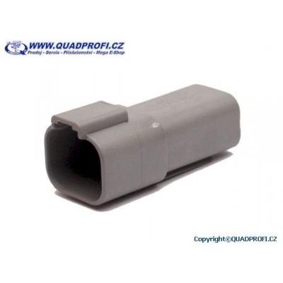 Plug 2-pole DT-Serie - DT04-2P