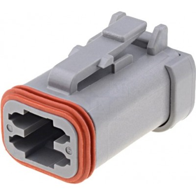 Plug 2-pole DT-Serie - DT06-2S