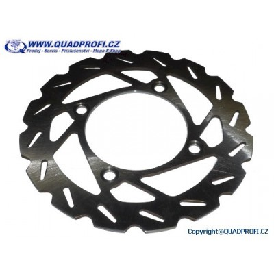 Brake Disc front for Yamaha Grizzly 700