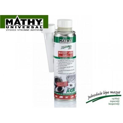 Mathy® - AGR - Řeší problémy s EGR ventilem