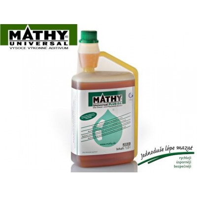Mathy® - Plus DA - Aditivum do bionafty
