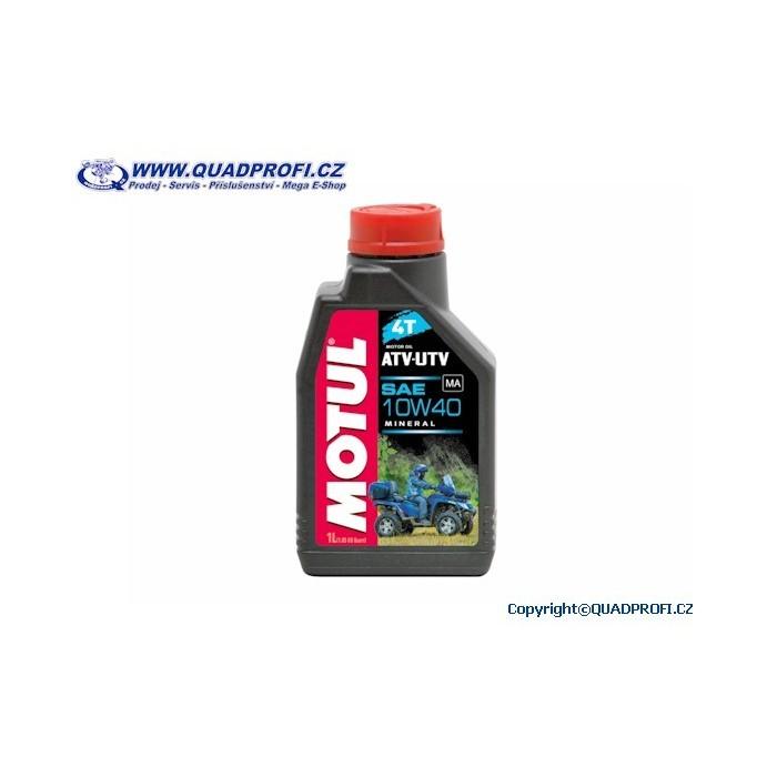4-Takt Engine Oil Motul Quad 10W40 1 liter