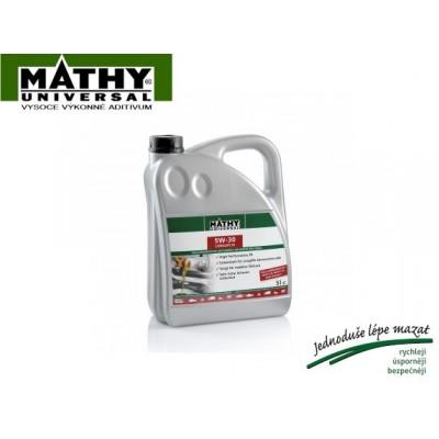 Mathy® - SAE 5W-30 Longlife III