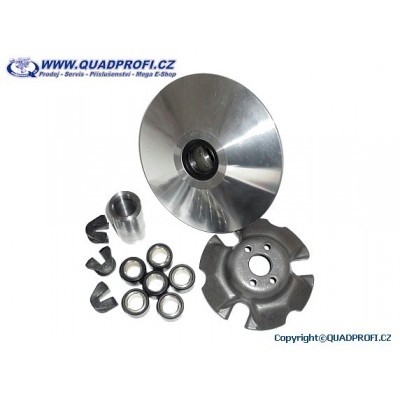CVT QPP HighQuality for Access 250 300 400