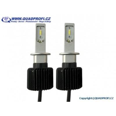 Autožárovky do světlometu LED G7 H1 4000LM