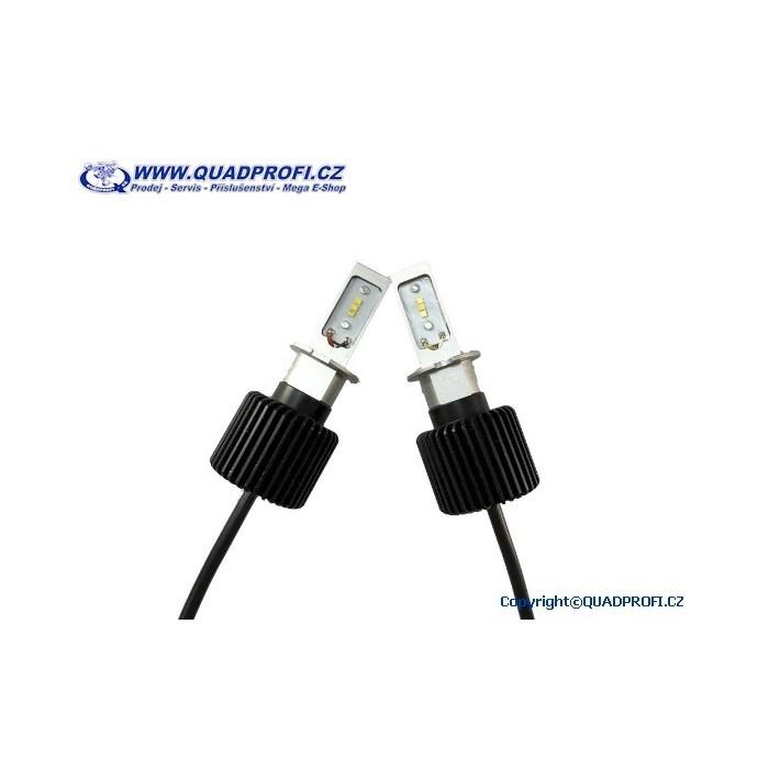 Car LED G7 Headlight Bulb H3 4000LM - QUADPROFI CZ