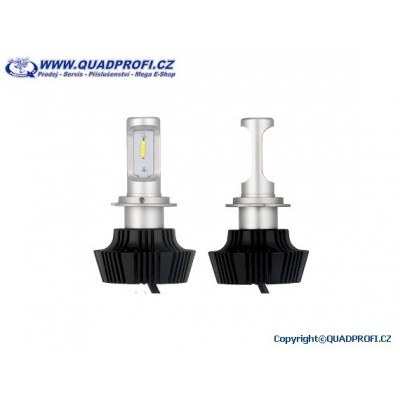 Car LED G7 Headlight Bulb H7 4000LM
