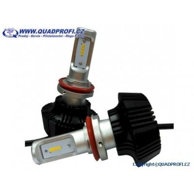 Autožárovky do světlometu LED G7 H9 4000LM
