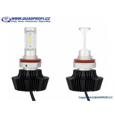 Autožárovky do světlometu LED G7 H11 4000LM
