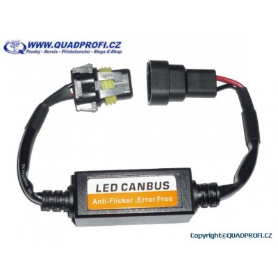 Can Bus Adapter pro LED G7 HB3