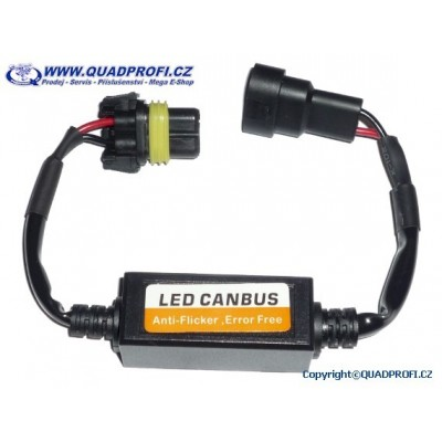 Can Bus Adapter pro LED G7 HB4