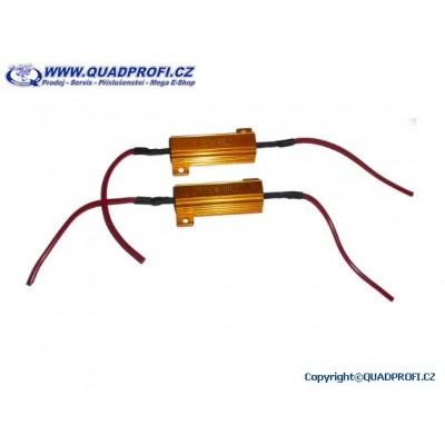 Zátěžové odpory - CanBus pro LED - 8 Ohm 50W