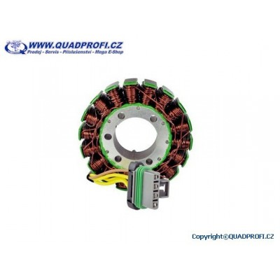 Stator for Yamaha Grizzly 700 08-14 spare for 28P-81410-00-00 - 28P-81410-01-00