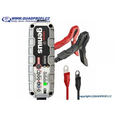 Smart Battery Charger NOCO G3500 3,5A