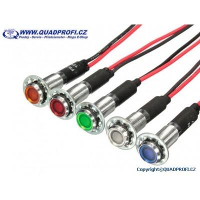 Kontrolka LED Signalizace 8mm