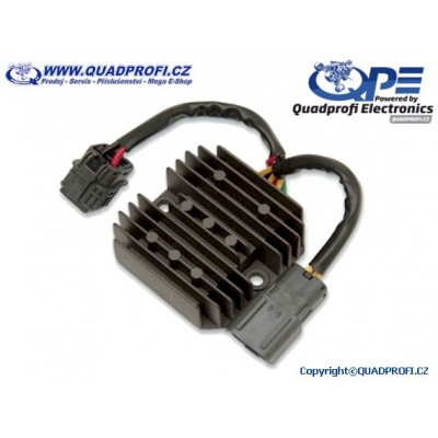 Rectifier QPE 300W 6PIN - for Kymco TGB SYM Gamax 250 300 31600-LBA7-900