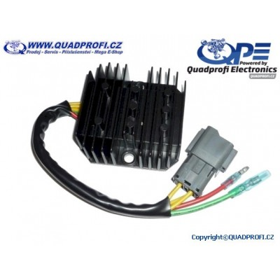 Regulátor nabíjení QPE 550W