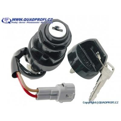 Spínací zapalovací skříňka pro Gamax 300 430 600 náhrada pro  37100-AX400-000
