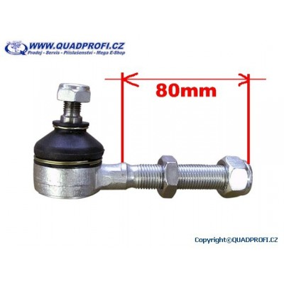 Ball Joint QPP RS1 80mm for Upper A-Arms for alternative A-Arms for Yamaha YFM Raptor 700 660 350 250 YFZ 450 Suzuki LTZ 400