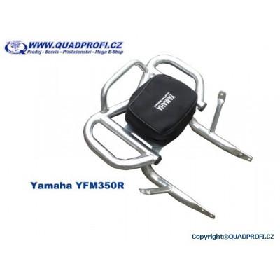 Madlo zadní s taškou pro Yamaha YFZ450 Mod 04-08