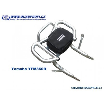 Madlo zadní s taškou pro Yamaha YFM250R