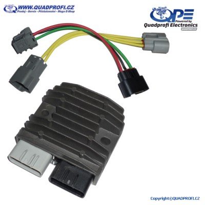 Regulátor nabíjení QPE 550W Mosfet - FH012AA - 31600-RCA-010