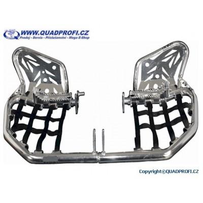 Nášlapy QuadSport Racing pro Yamaha YFZ 450R Mod 09-
