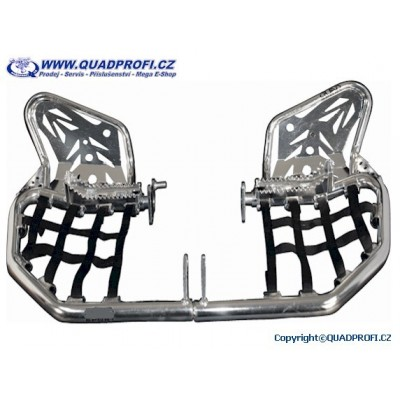 Nášlapy QuadSport Racing pro Yamaha YFZ 450 Mod 04-08