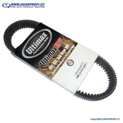 CVT Belt ULTIMAX HYPERMAX for CFMoto Terralander X8 800 EFi spare for 0800-055000-0001
