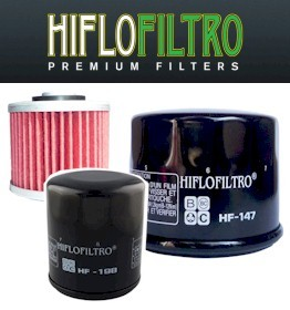 Olejové filtry Hiflo Filtro